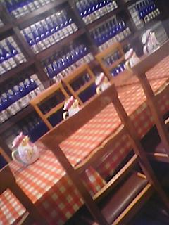ナポリの下町食堂